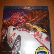 Cine: 2 BLU-RAY SPEED RACER + HASTA QUE EL CURA NOS SEPARE – PRECINTADO – 2 EN 1. Lote 34501464