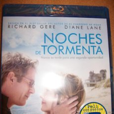Cine: 2 BLU-RAY NOCHE DE TORMENTA + LA JOVEN DEL AGUA – PRECINTADO – 2 EN 1. Lote 34501795