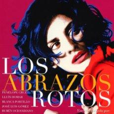 Cine: LOS ABRAZOS ROTOS ( BLU - RAY PRECINTADO HD 1080) PENELOPE CRUZ DIRECTOR PEDRO ALMODOVAR. Lote 34958217