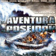 Cine: LA AVENTURA DEL POSEIDON ( BLU - RAY PRECINTADO HD 1080) GENE HACKMAN - ERNEST BORGNINE. Lote 34958912