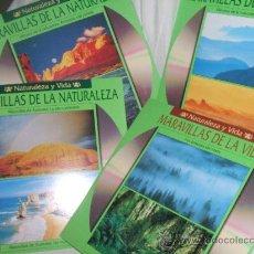 Cine: CAJA CON 12 LASERDISC MARAVILLAS DE LA NATURALEZA NATURALEZA Y VIDA. Lote 37538831