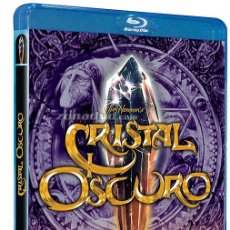 Cine: CRISTAL OSCURO JIM HENSON FRANK OZ BLU RAY DISC ORIGINAL. Lote 38171134