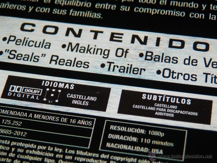 Cine: ACTOS DE VALOR ESTO NO ES UN JUEGO BLU RAY DISC ACCION CASI NUEVO L - Foto 2 - 39440292