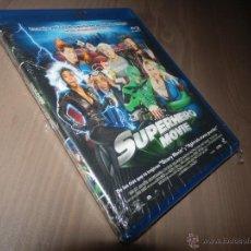 Cine: SUPERHERO MOVIE BLU RAY DISC NUEVO PRECINTADO COMEDIA ACCION PARODIA ABSURDA A. Lote 39714752