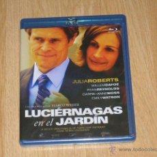 Cine: LUCIERNAGAS EN EL JARDIN BLU-RAY DISC JULIA ROBERTS NUEVO PRECINTADO. Lote 57287877
