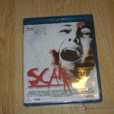 Cine: SCAR BLU-RAY DISC TERROR NUEVO PRECINTADO. Lote 164079912