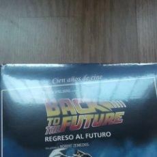Cine: REGRESO AL FUTURO EDICIÓN ESPECIAL LUJO CON FUNDA 2 DISCOS BLU RAY + DVD. Lote 143150724