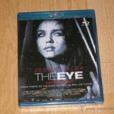 Cine: THE EYE BLU-RAY DISC JESSICA ALBA NUEVO PRECINTADO TERROR. Lote 112932980
