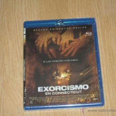 Cine: EXORCISMO EN CONNECTICUT BLU-RAY DISC NUEVO PRECINTADO BASADA EN HECHOS REALES. Lote 105884744