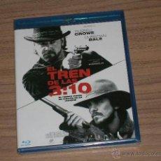 Cine: EL TREN DE LAS 3:10 BLU-RAY DISC RUSELL CROWE CHRISTIAN BALE NUEVO PRECINTADO. Lote 171501467