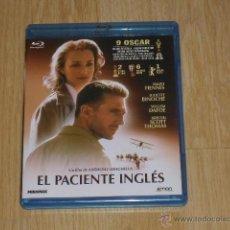 Cine: EL PACIENTE INGLES BLU-RAY DISC NUEVO PRECINTADO. Lote 184131210