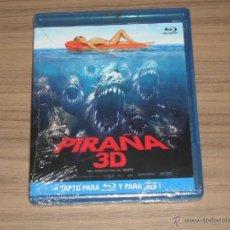 PIRAÑA 3D Blu-Ray Disc y BLU-RAY DISC 3D Terror NUEVO PRECINTADO