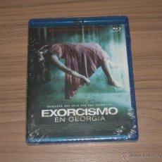 Cine: EXORCISMO EN GEORGIA BLU-RAY DISC NUEVO PRECINTADO TERROR. Lote 105884763