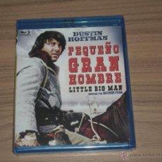 Cine: PEQUEÑO GRAN HOMBRE BLU-RAY DISC DUSTIN HOFFMAN NUEVO PRECINTADO. Lote 206161155
