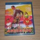 Cine: EL AMERICANO BLU-RAY DISC GLENN FORD NUEVO PRECINTADO. Lote 47282787
