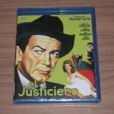 Cine: EL JUSTICIERO BLU-RAY DISC ROBERT TAYLOR NUEVO PRECINTADO. Lote 206338278