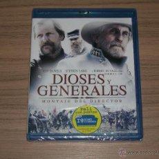 Cine: DIOSES Y GENERALES BLU-RAY DISC NUEVO PRECINTADO. Lote 111929112