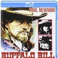Cine: BUFFALO BILL Y LOS INDIOS PAUL NEWMAN BURT LANCASTER BLU RAY DISC ORIGINAL. Lote 48302673