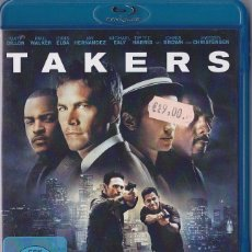 Cine: TAKERS - BLU RAY DISC. Lote 48451758