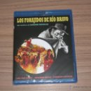 Cine: LOS FORAJIDOS DE RIO BRAVO BLU-RAY DISC LEE VAN CLEEF WARREN OATES NUEVO PRECINTADO. Lote 85174627