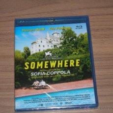 Cine: SOMEWHERE BLU-RAY DISC SOFIA COPPOLA NUEVO PRECINTADO. Lote 105884860