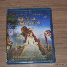 Cine: LA BELLA Y LA BESTIA BLU-RAY DISC VINCENT CASSEL LEA SEYDOUX NUEVO PRECINTADO. Lote 98850819