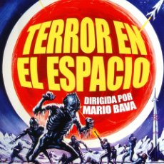 Cine: TERROR EN EL ESPACIO (BLU-RAY DISC BD PRECINTADO) TERROR DE CULTO DE MARIO BAVA. Lote 279453773