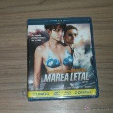 Cine: MAREA LETAL EDICION ESPECIAL COMBO BLU-RAY DISC + DVD NUEVO PRECINTADO. Lote 207201463