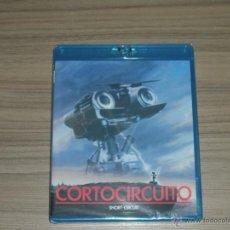 Cine: CORTOCIRCUITO BLU-RAY DISC NUEVO PRECINTADO CORTO CIRCUITO. Lote 98727166