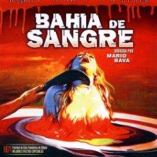 Cine: BAHIA DE SANGRE (BLU-RAY DISC PRECINTADO) TERROR DE CULTO DEL GRAN MAESTRO MARIO BAVA. Lote 279453733