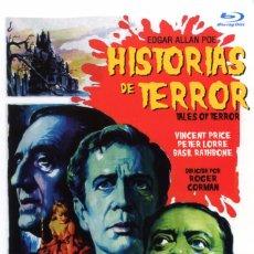 Cine: HISTORIAS DE TERROR (BLU-RAY DISC BD PRECINTADO) VINCENT PRICE - TERROR DE CULTO. Lote 231684650