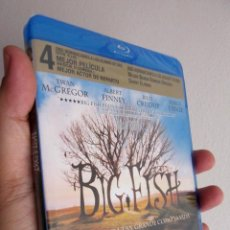 Cine: BIG FISH BLUE-RAY DISC PRECINTADO - BLUE RAY BLUERAY - TIM BURTON. Lote 51108684