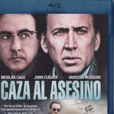 Cine: CAZA AL ASESINO - NICOLAS CAGE - JOHN CUSACK. Lote 51227427