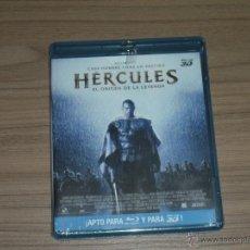 Cine: HERCULES EL ORIGEN DE LA LEYENDA BLU- RAY DISC Y BLU-RAY 3D NUEVO PRECINTADO. Lote 148212038