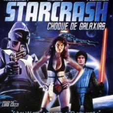 Cine: STARCRASH CHOQUE DE GALAXIAS (BLU - RAY PRECINTADO) CAROLINE MUNRO. Lote 218195276