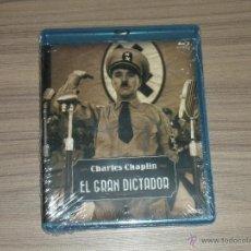 Cine: EL GRAN DICTADOR BLU-RAY DISC CHARLES CHAPLIN NUEVO PRECINTADO. Lote 105885360