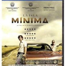 Cine: LA ISLA MINIMA (BLU RAY) BLU RAY. Lote 52575291