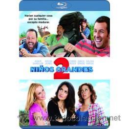 NIÑOS GRANDES 2 BLU RAY (Cine - Películas - Blu-Ray Disc)