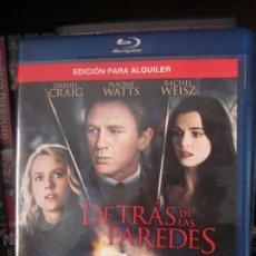 Cine: DETRAS DE LAS PAREDES. Lote 53032643