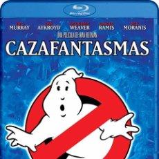 Cine: CAZAFANTASMAS (BLU-RAY). Lote 53210870