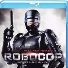 Cine: ROBOCOP (BLU-RAY). Lote 53210884