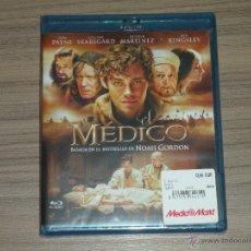 Cine: EL MEDICO BLU-RAY DISC TOM PAYNE BEN KINGSLEY AÑO 2013 NUEVO NO PRECINTADO. Lote 144208102