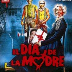 Cine: EL DIA DE LA MADRE (BLU-RAY DISC BD) TERROR DE CULTO. Lote 147579082