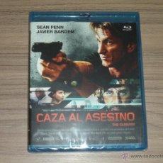 Cine: CAZA AL ASESINO BLU-RAY DISC SEAN PENN JAVIER BARDEM AÑO 2015 NOVEDAD NUEVO PRECINTADO. Lote 112953038