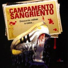 Cine: CAMPAMENTO SANGRIENTO (BLU-RAY PRECINTADO) TERROR DE CULTO. Lote 278453103