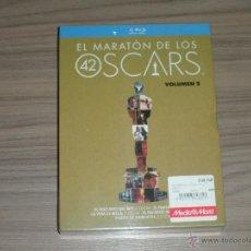 Cine: COLECCION 42 OSCARS 5 BLU-RAY DISC EL PIANISTA - LA VIDA ES BELLA - EL PACIENTE INGLES, ETC.. NUEVO. Lote 105885066