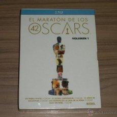 Cine: COLECCION 42 OSCARS 5 BLU-RAY DISC 12 AÑOS DE ESCLAVITUD - EN TIERRA HOSTIL - ETC.. NUEVO PRECINTADO. Lote 105885082