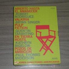 Cine: 5 BLU-RAY DISC PULP FICTION - ABIERTO AMENCER - VALKIRIA - POZOS AMBICION - TIERRA HOSTIL PRECINTADO. Lote 222417415