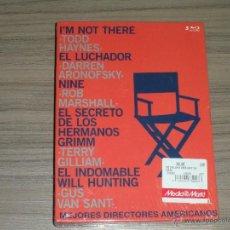 Cine: PACK 5 BLU-RAY DISC EL LUCHADOR - NINE - HNOS. GRIMM - WILL HUNTING - ETC...NUEVOS PRECINTADOS. Lote 112953756