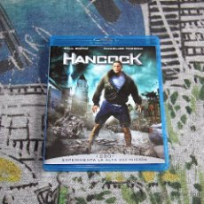 Cine: HANCOCK - WILL SMITH - CHARLIZE THERON - BLUE-RAY DISC. Lote 54548917